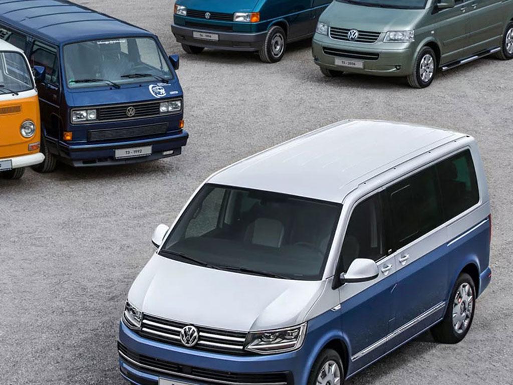 """Volkswagen """"Bulli"""" najdłużej na świecie produkowanym samochodem dostawczym"""