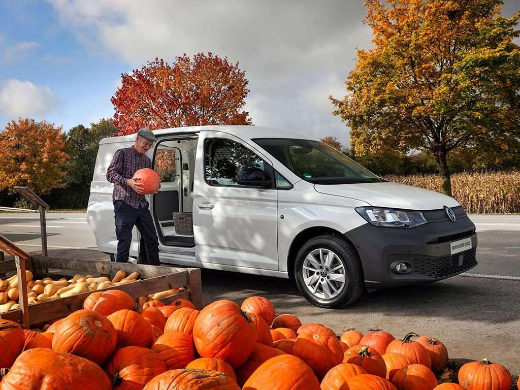 Nowy Volkswagen Caddy 5 Cargo - przemyślany towarzysz codziennych zadań