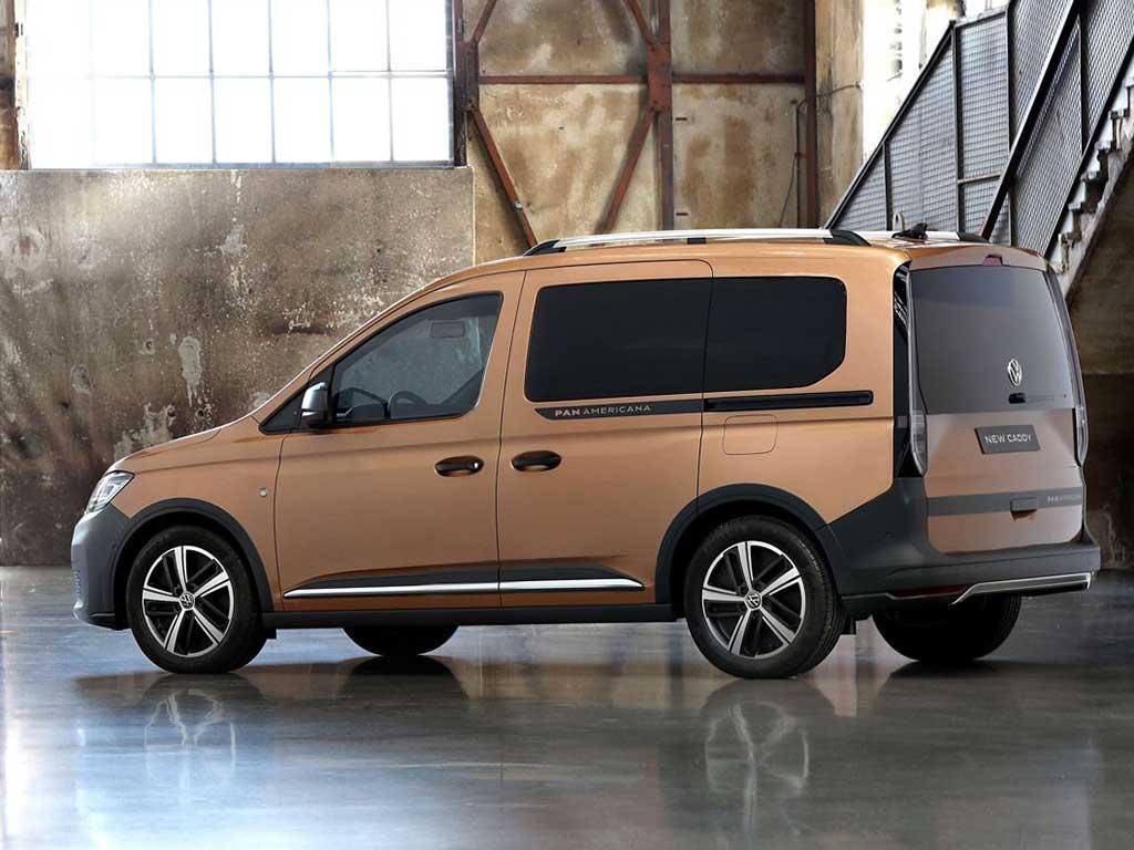 Więcej bezpieczeństwa na drodze: napęd na cztery koła 4MOTION w gamie modeli Volkswagen Samochody Dostawcze