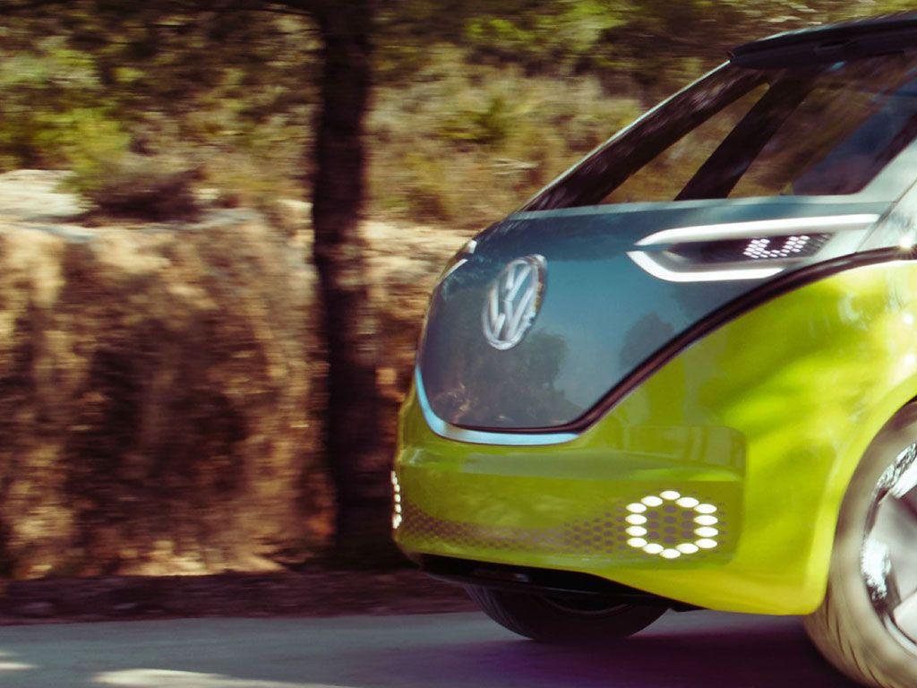 Autonomiczna jazda przyszłości? Tylko w Volkswagenie ID. BUZZ AD!